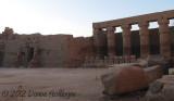 Inner Court at Karnak