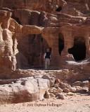 Peter in Petra