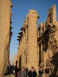 Hypostyle Columns