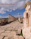 Roman Ruins in Jerassa