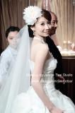新娘_敏於晶華酒店之結婚宴客新秘造型紀錄