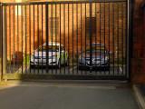 Safe  behind  bars.