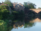 Annan  : where  town  meets  bridge.