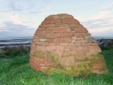 The  Annandale  Way  terminus  cairn.