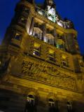 The  Scotsman  building.