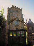 East  Hoathly  church  tower
