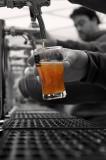 el color de la birra
