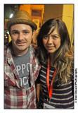 Josh Damigo & Joanie Mendenhall