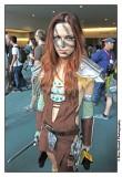 Interviewer @ Comic Con International 2012