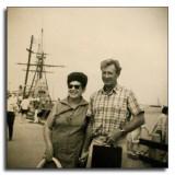 Aunt Min & Lloyd Bridges