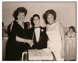 Aunt Min, Burt & Aunt Jenny