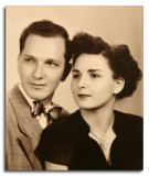 Mom & Dad Wedding Portrait