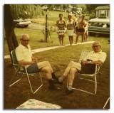Grandpa & Uncle Dave