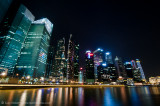 Singapore from Marina Bay