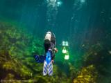heading into Eden Cenote
