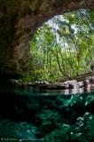 Taj Mahal Cenote Split