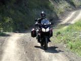 Motorcycle Ride Around Santa Barbara