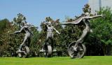 Motorcycles - Barber Museum