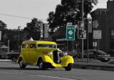 2012 Dream Cruise in Selective Color