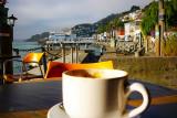 Coffee at 'picollino', Sausalito