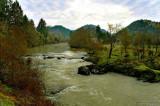 Row River, Near Cottage Grove Oregon