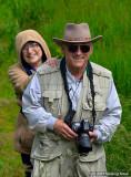 Denny and Sylvia