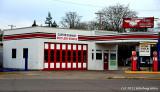 Vintage Gas Station For Sale