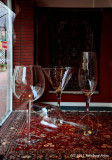 Four Foot Wine Glasses