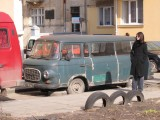 an old Lada van