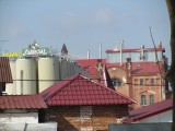 a distant view of the Lviv brewery