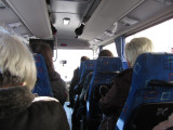on the bus again, to the forest itself