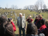 a thousand Jews were killed here beside the cemetery (another several thousand nearby)