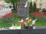 a Katyn memorial