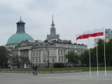 on Pilsudskiego square