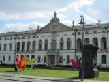 the Krasinski palace