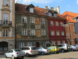 in the Nowe Miasto, the 'new' town