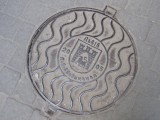manhole covers in Lviv