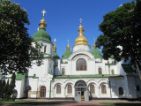 at the St. Sophia church complex