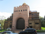 the Zoloti Vorota (a great gate of Kyiv!)