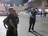 learning a little about night photography from Mitchell