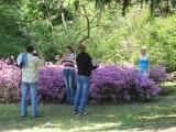 at the Fomin botanical gardens
