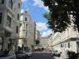 back in Vienna, in Herbs boyhood neighborhood