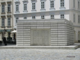 ...to see the memorial to deported Viennese Jews...