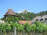 ...in the village of Durnstein