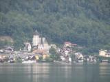 the village of Hallstatt