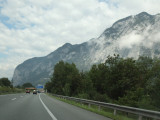 but also plenty of other scenery by the road