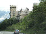 still, castles seem to be the theme of the day!