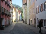 in the nearby town of Füssen