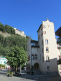 we drop into Liechtenstien, and its capital Vaduz