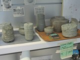 local soapstone has been shaped into useful objects for thousands of years
